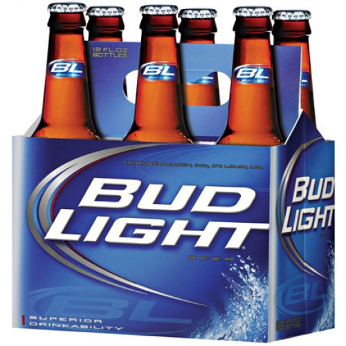 Bud Light U2013 6 Pack
